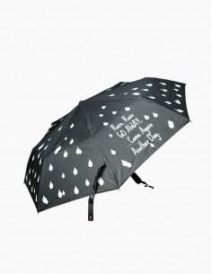 Paraguas Zenit Gotas blancas