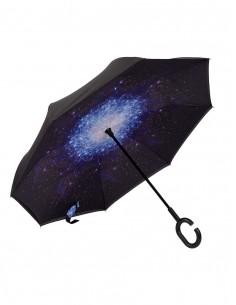 Paraguas Reversible Galaxia